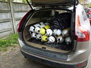 nurkowanie_samochód_pakowanie_podróż